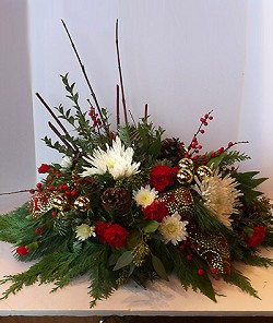 Christmas Splendor Centerpiece