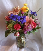 Freely Bloom Bouquet