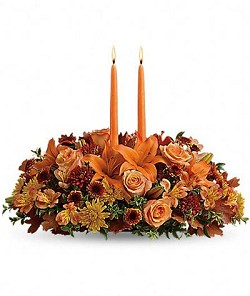 Autumn Celebration Centerpiece